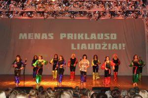L. Ruokytė-Jonsson: tokie vaidinimai, kaip Ignalinoje – prastas skonis