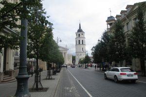 Vilnius pradeda rinkti turisto rinkliavą