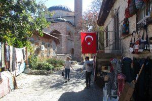 Ką labiau giria turkai: savo prekes ar besisvečiuojančias šviesiaplaukes lietuves?
