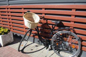 Policija sulaikė iš parduotuvės dviratį pavogusį vyrą