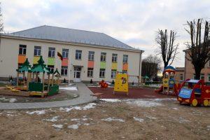 Jonučiuose atidarytas šiuolaikinis darželis