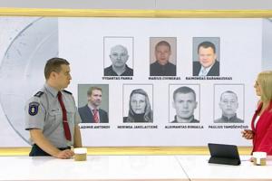 Kas yra ieškomiausi nusikaltėliai Lietuvoje?