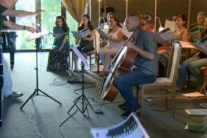 Kintuose prasideda muzikos festivalis