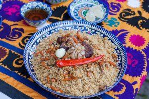 Tadžikistane virėjas pagardino plovą natrio nitratu