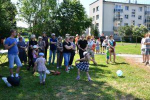 Ramučiuose – nuotaikinga šeimų ir kaimynų šventė