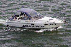 Išskirtinis laivybos sezonas: užderėjo baudų