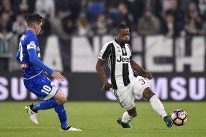 """Italijos """"Serie A"""" lygoje ir toliau pirmauja """"Juventus"""""""