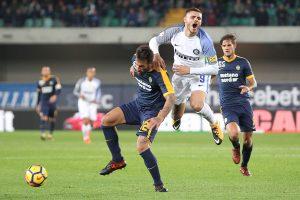 """""""Serie A"""": Milano """"Inter"""" pakilo į antrąją vietą"""