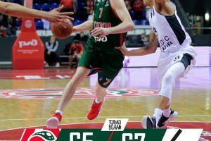 M. Kalniečio komanda iškovojo pergalę Krasnodare