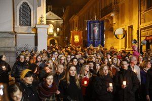 Gailestingumo sekmadienio malda Vilniuje sujungs visų žemynų tikinčiuosius