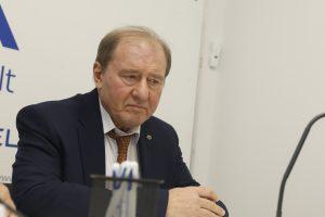 I. Umerovas: su  Rusijos valdžia kovojame ne tik dėl Ukrainos teritorinio vientisumo