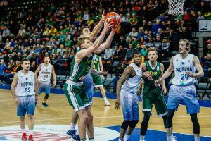 Lietuvos rinktinė striuškino Kosovo krepšininkus