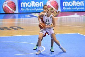 Krepšinio rinktinei – vokiečių pamoka
