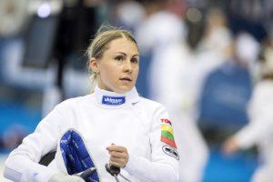 Lietuvos duetas nebaigė pasaulio šiuolaikinės penkiakovės čempionato varžybų