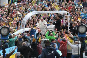 Popiežius Pranciškus: įmanoma kurti bendrystę esant skirtingumams