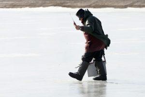 Sinoptikai įspėja: Kauno marių ledas yra pavojingas