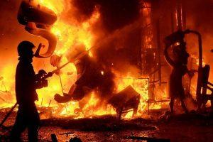 Su pirtimi sudegė ir moteris