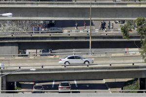 Kalifornijos šiaurę sukrėtė stiprus žemės drebėjimas