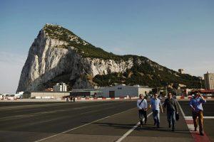 Gibraltaras piktinasi ES planais dėl tolesnio jo likimo