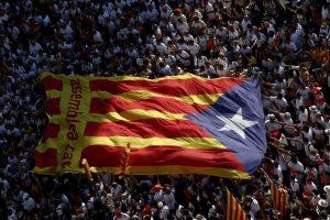 Katalonijoje bus trumpinama darbo diena