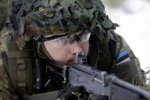 Estija kitąmet surengs didžiausias karines pratybas savo istorijoje