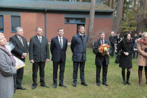 Valakampiuose duris atvėrė pirmieji Vilniaus savivaldybės grupinio gyvenimo namai