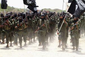 """Per JAV aviacijos smūgį Somalyje žuvo daugiau kaip 100 """"Shabaab"""" kovotojų"""