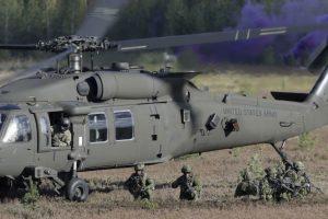 Kanada išgirdo B. Obamos raginimą: žada siųsti savo karius į Latviją