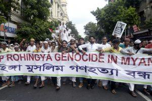 """JT perspėja dėl Mianmaro musulmonų """"etninio valymo"""""""