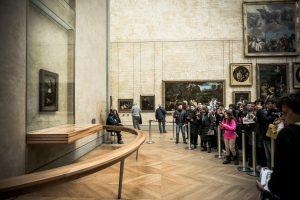 Mona Lisa galbūt netrukus šypsosis minioms visoje Prancūzijoje