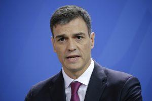 Ispanijos premjeras pasirašė įsaką dėl parlamento paleidimo ir pirmalaikių rinkimų