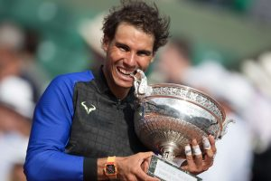 R. Nadalis laimėjo rekordinį 10-ąjį Atvirojo Prancūzijos teniso turnyro titulą