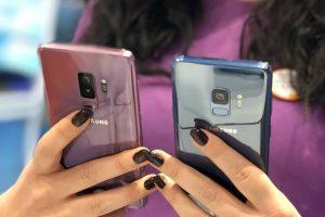 """Išankstinė """"Samsung Galaxy S9"""" pardavimų statistika: du kartus daugiau"""