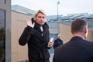 N. Baskovas į Vilnių atvyko likus vos kelioms valandoms iki savo koncerto pradžios