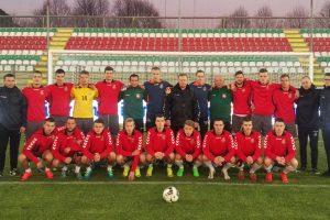 Lietuvos jaunimo futbolo rinktinė nusileido italams