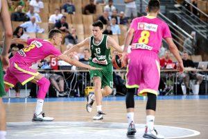"""""""Žalgirio"""" krepšinio klubo talentas – NBA rengiamoje krepšinio stovykloje"""