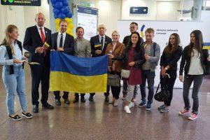 Ukrainos ambasadorius: ukrainiečiai grįžta į savo tėvynę – Europą