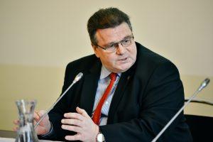 L. Linkevičius: Baltarusijos nota – atsakas į Lietuvos priekaištus dėl Astravo AE
