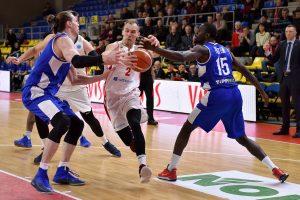 """""""Juventus"""" krepšininkai pateko į FIBA Europos taurės ketvirtfinalį"""