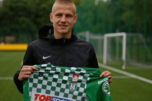 """Lietuvos futbolo čempiono Vilniaus """"Žalgirio"""" gretas papildė J. Skinderis"""