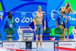 Lietuvos plaukikų nesėkmes Rio de Žaneiro olimpiadoje pratęsė D. Rapšys