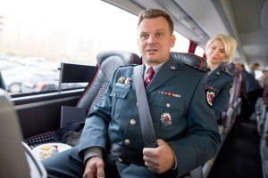 Lietuviai mažiausiai rūpinasi savo saugumu kelyje, estai – labiausiai