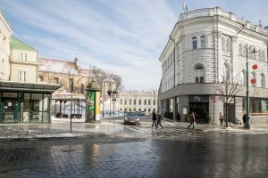 Vilniuje atsirado Šv. Jurgio gatvė