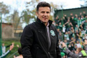 """Vilniaus """"Žalgirio"""" treneriu taps lenkas M. Zubas"""