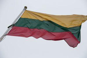 Telšiai kelia vėliavas