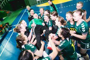 """""""ACME-Žalgirio"""" rankininkės pradeda kovas Europos taurės turnyre (interviu)"""