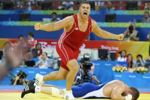 Olimpinį sidabrą M. Mizgaičiui įteiks į Lietuvą atvykstantis IOC prezidentas