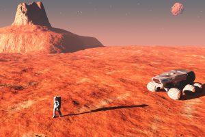 """""""Mars One"""": būsimų Marso kolonistų ratas susiaurintas iki 705 asmenų"""