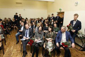 Klaipėdos licėjuje – tradicinė mokslinė tiriamųjų darbų konferencija