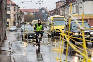 Į Kauno gatves išriedėjo keistos transporto priemonės